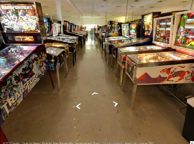 Las Vegas Pinball Hall of Fame Pinball Museum, Nevada NV